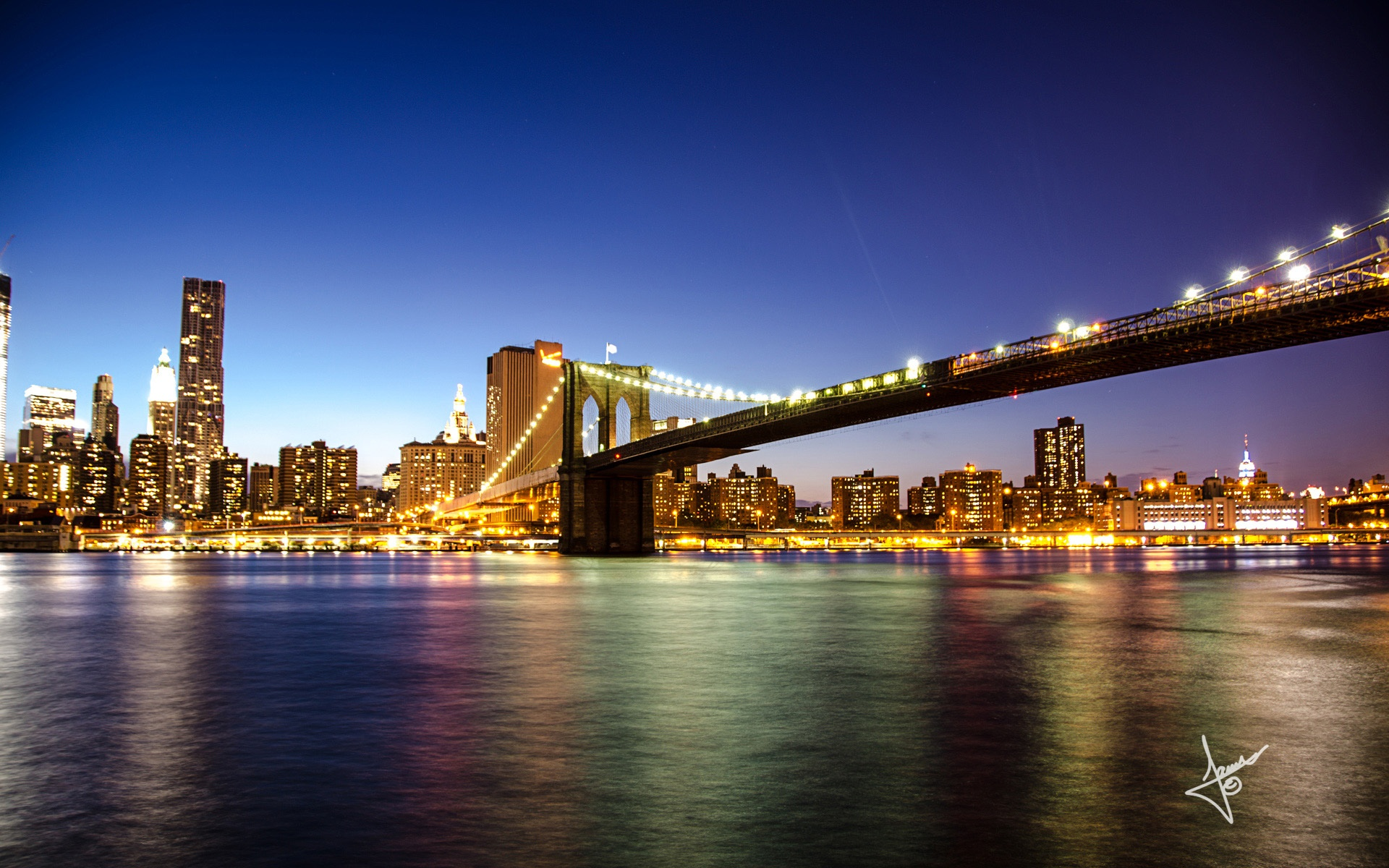 Brooklyn Bridge New York Wallpapers | HD Wallpapers