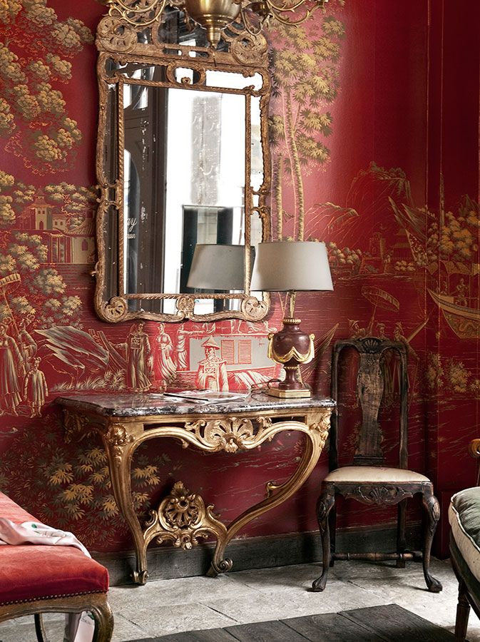 De Gournay Wallpaper Price Wallpapersafari