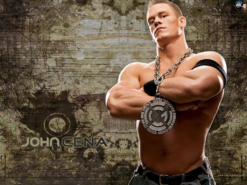 John Cena   Professional Wrestling Wallpaper 17108633 1024x768
