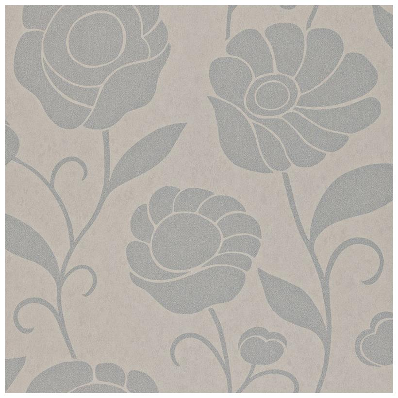 Harlequin Empathy 110058 Silver and Concrete wallpaper from the 820x820