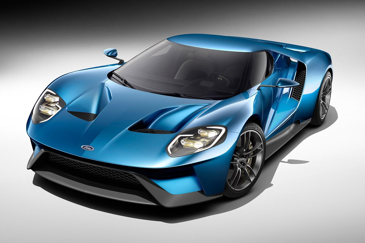 New FORD GT 2016 Photos Wallpapers 1500x1000
