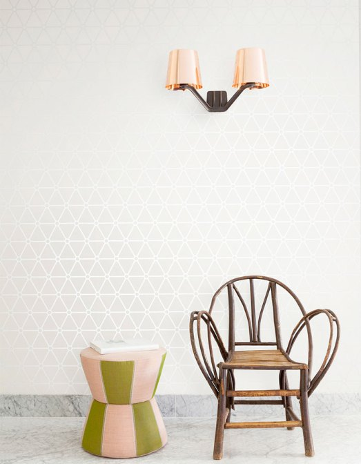 Do It Yourself How to Hang Paste The Wall Wallpaper 523x672