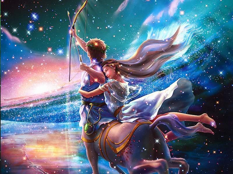 Sagittarius Wallpaper Zodiac 800x600