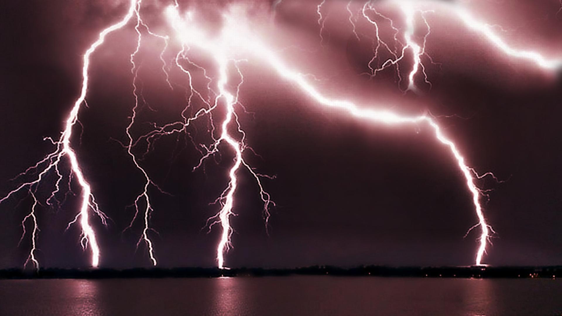 lightning storm wallpapers hd wallpapersafari