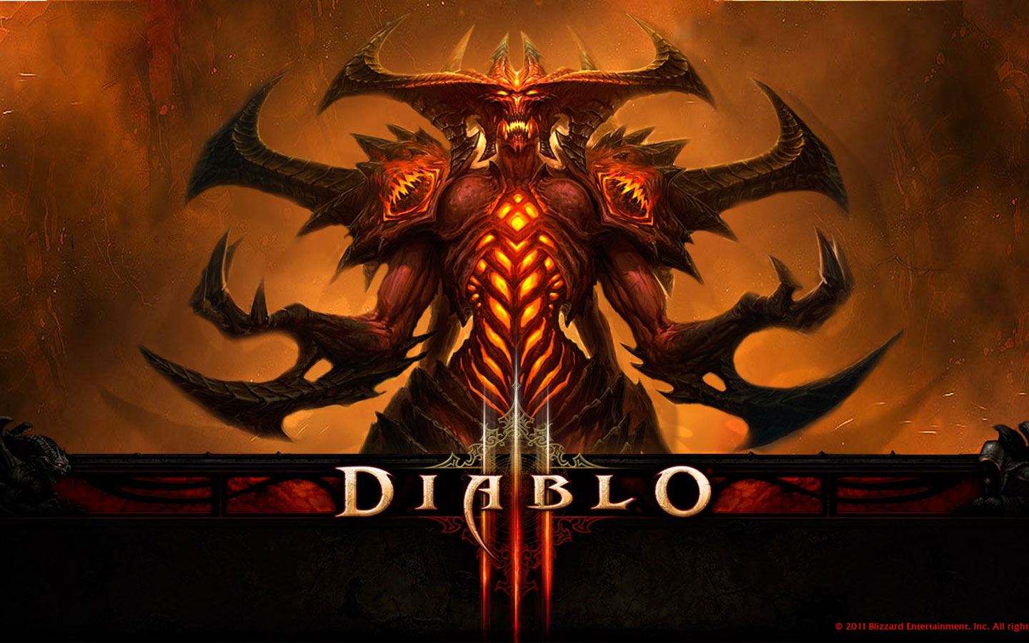 Modo Diablo Wallpaper Hd