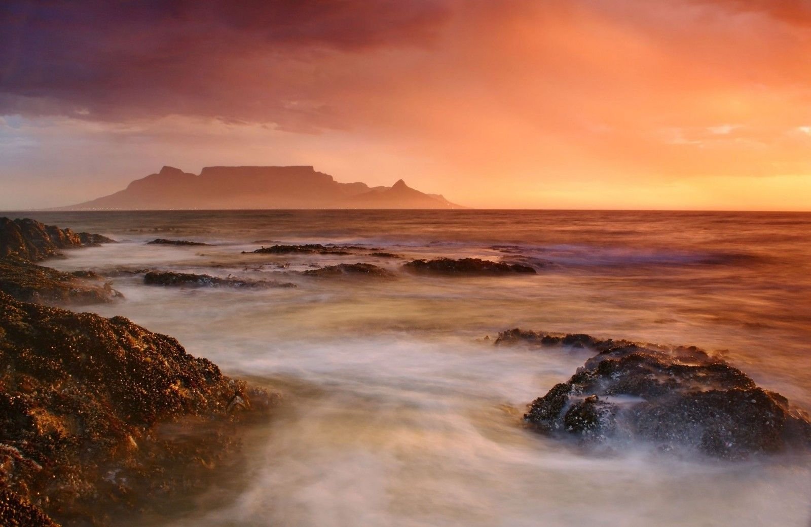 Table Mountain Wallpapers 1600x1041