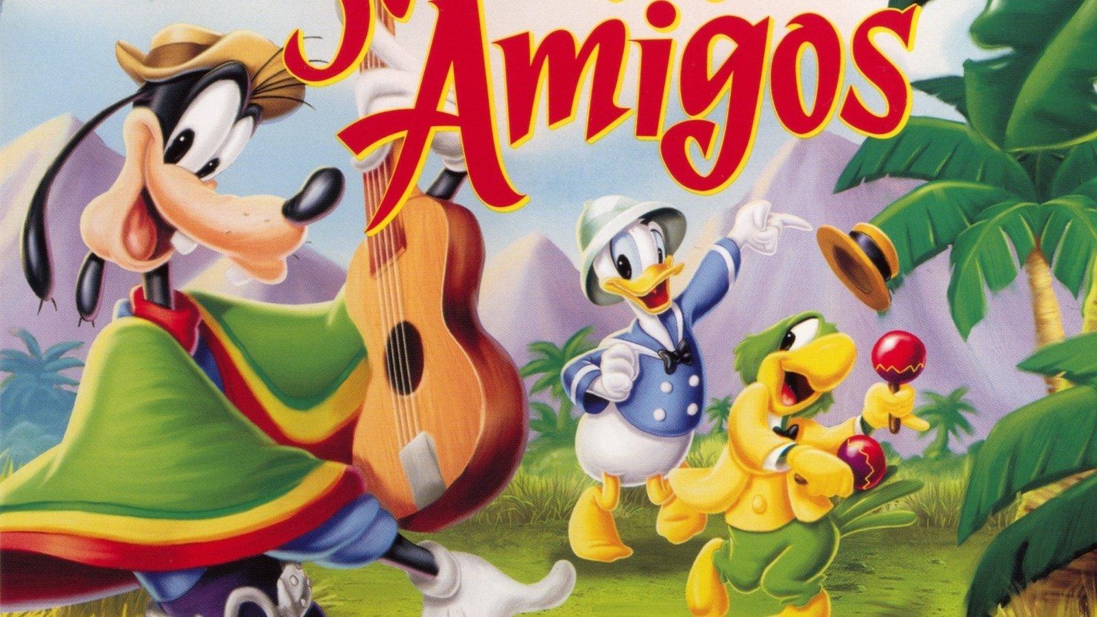 Saludos Amigos 1942   Titlovicom 1600x900