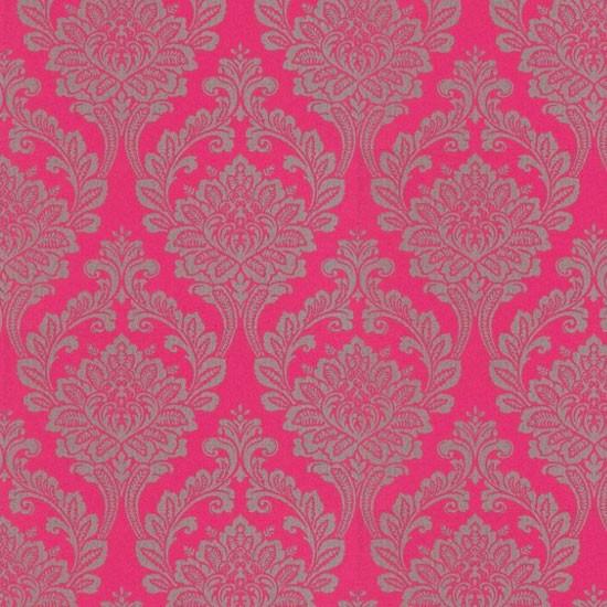 Damask Wallpaper Wallpaper ideas PHOTO GALLERY Housetohomeco 550x550