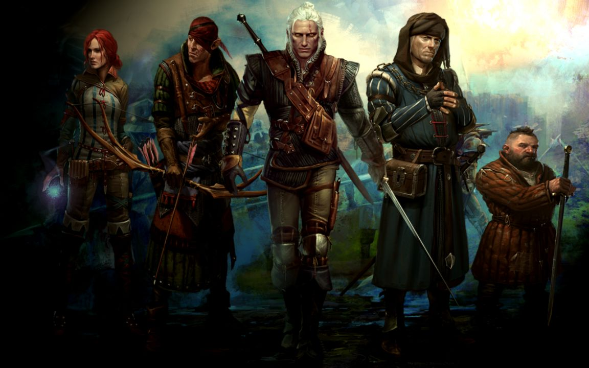 The Witcher 2 Assassins Of Kings Wallpapers Wallpapers Arena 1152x720