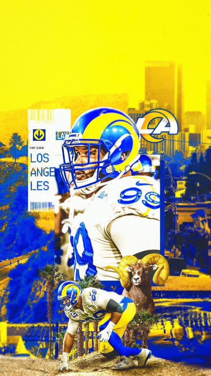 Rams Wallpapers Los Angeles Rams   theramscom 675x1200