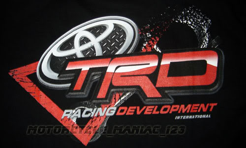 TRD Toyota Racing Development T Shirt Photo by motorcycle maniac 123 500x301