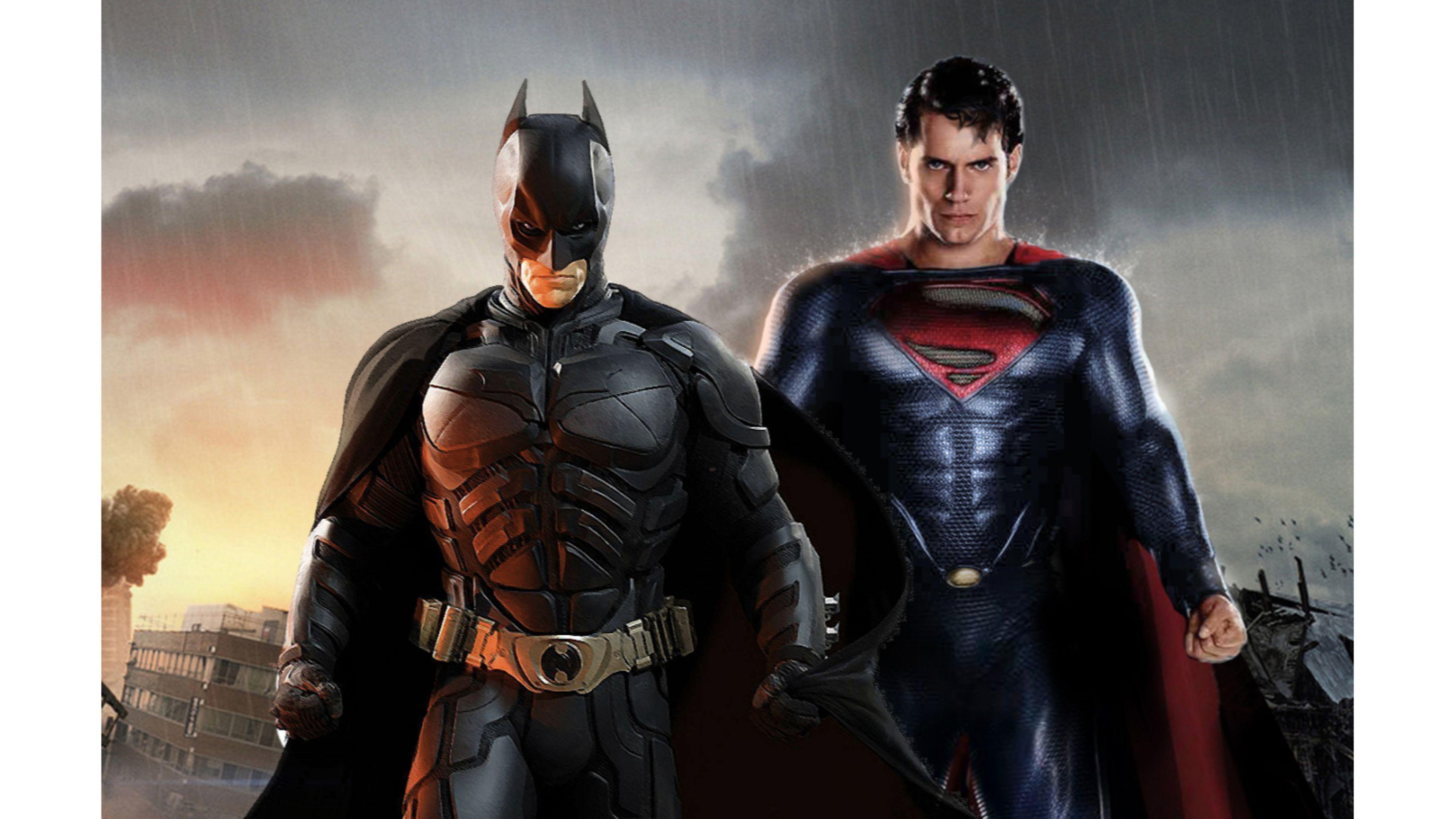 New Download Batman v Superman Movie 4K Wallpaper 4K Wallpaper 3840x2160