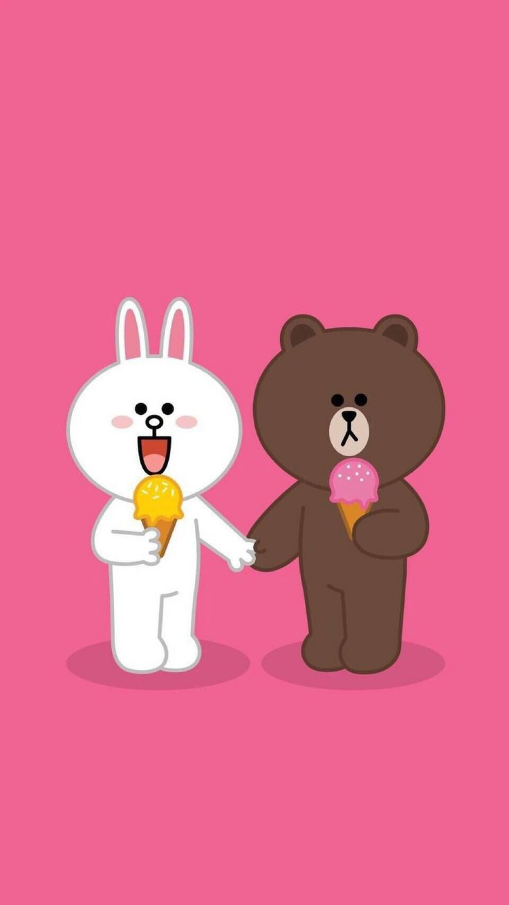18 best BROWN AND CONY images Line friends 736x1309