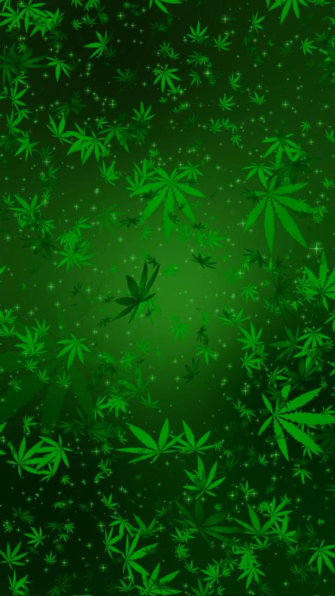 [48+] Animated Marijuana Wallpaper on WallpaperSafari