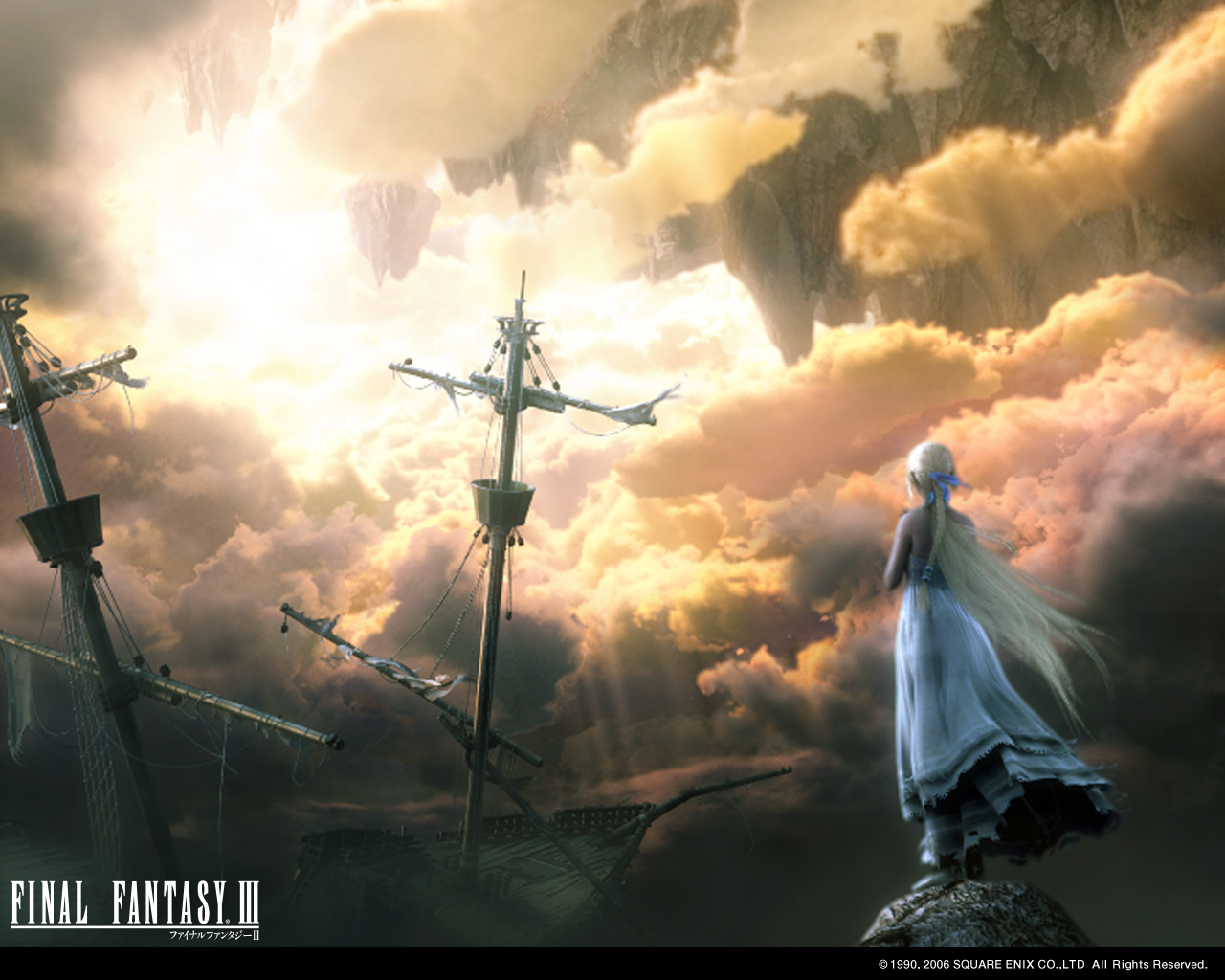 Final Kingdom Final Fantasy wallpapers 1280x1024