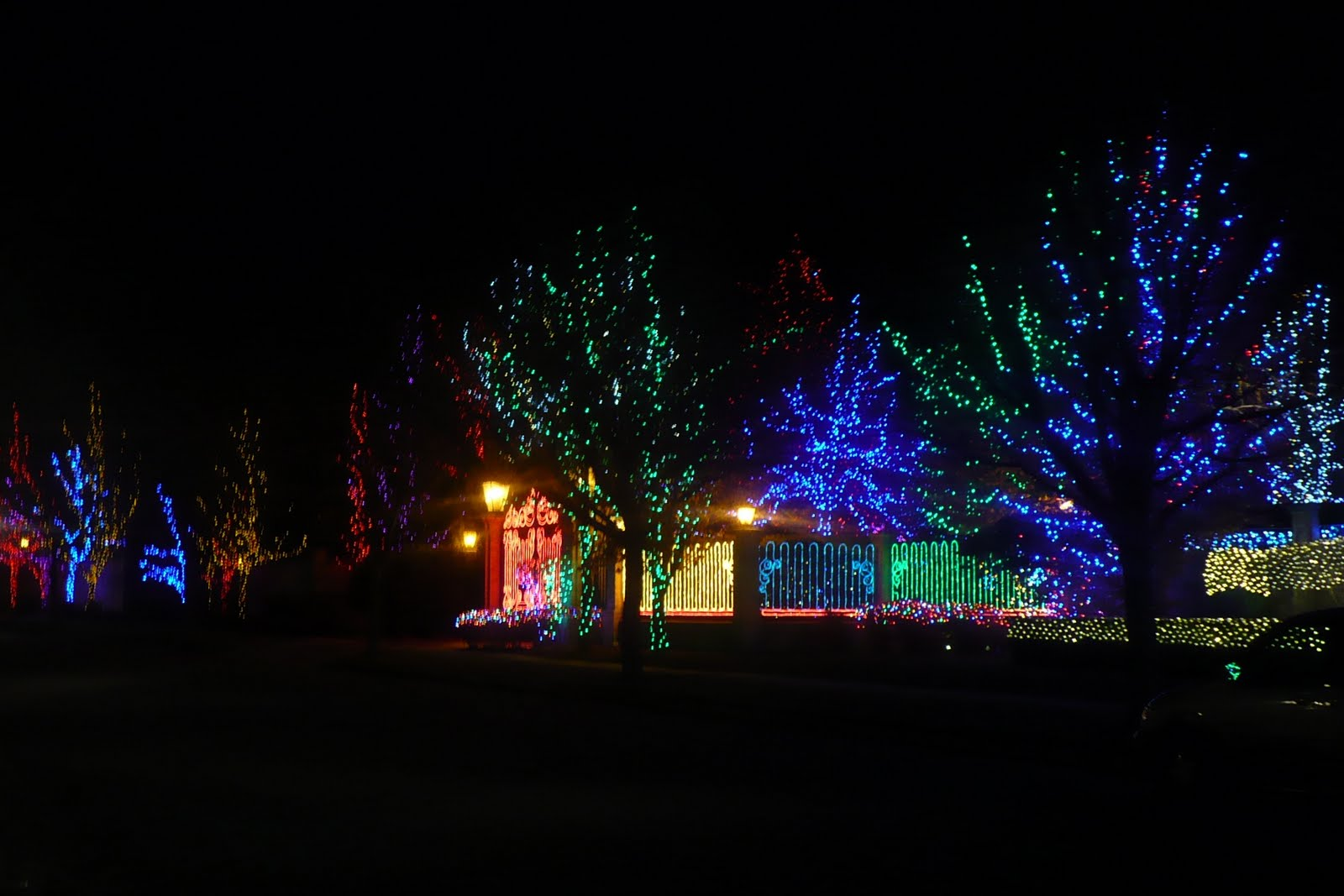 Animated Christmas Lights Wallpaper Images Pictures   Becuo 1600x1067