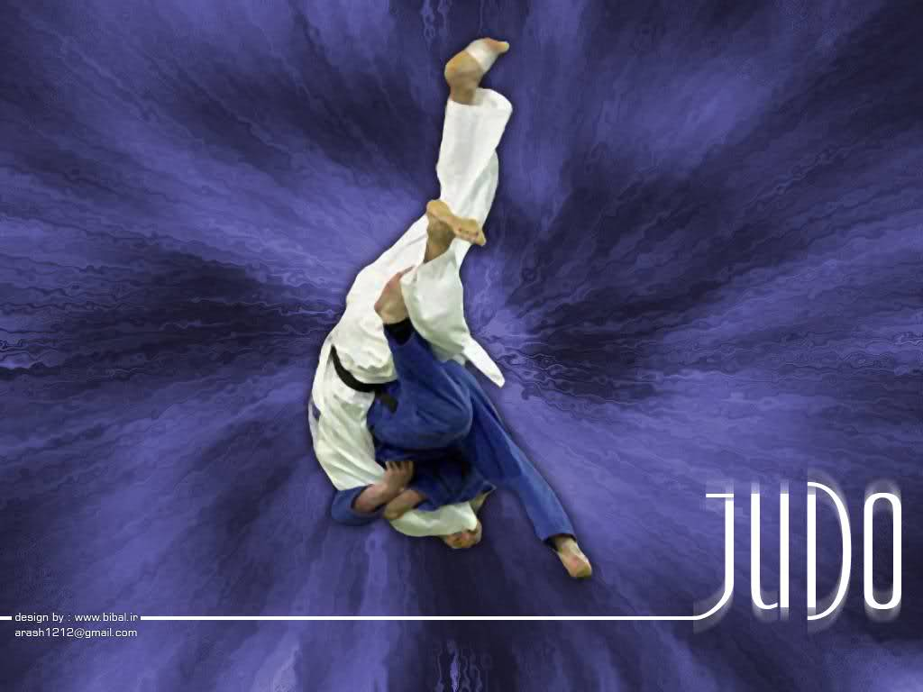Judo Wallpaper 1024x768