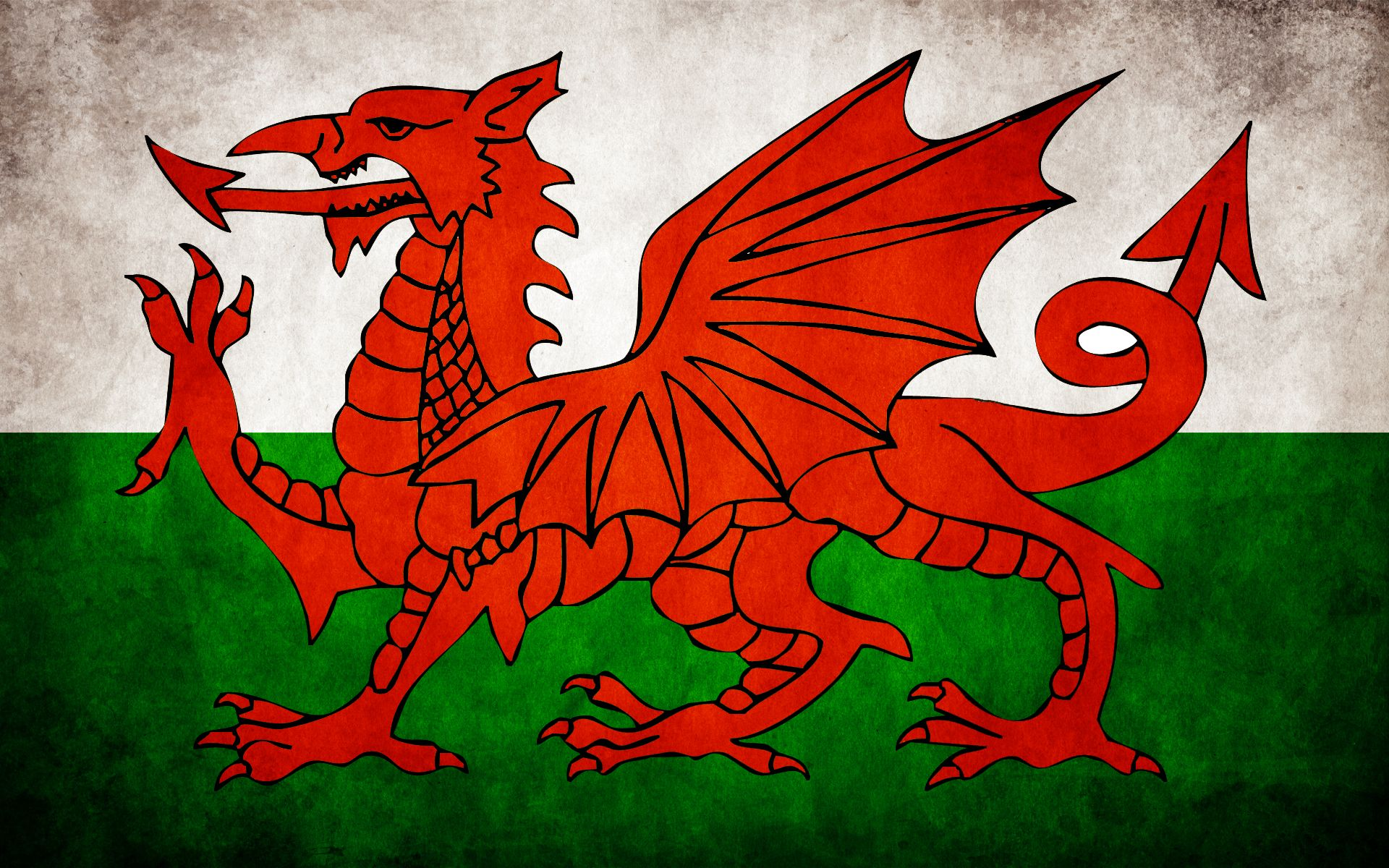 Welsh Flag wallpaper Williams and Pittman family My heritage 1920x1200