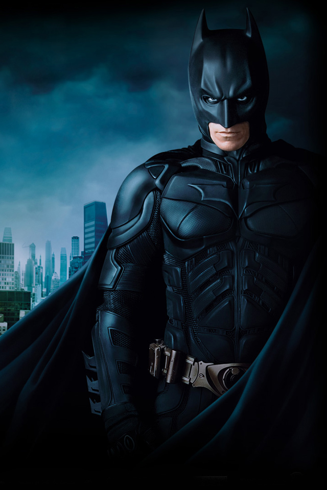 Batman wallpaper iPhone Wallpapers 640x960