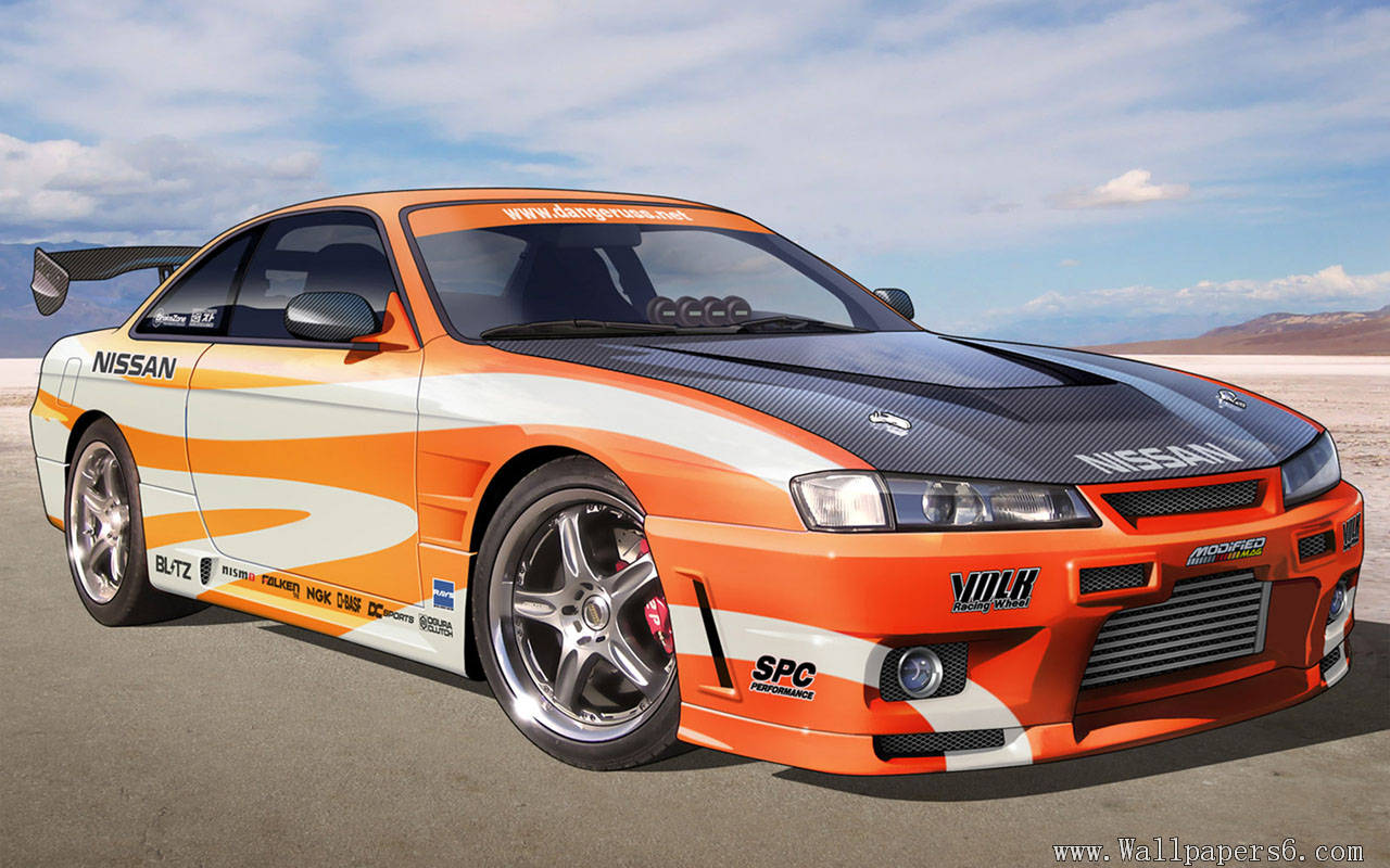 S14 Silvia custom car Auto Wallpapers   download wallpapers 1280x800