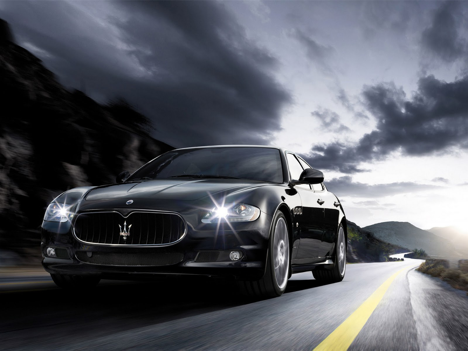 Cars HD Wallpapers Maserati Quattroporte S Sport Car HD Wall 1600x1200