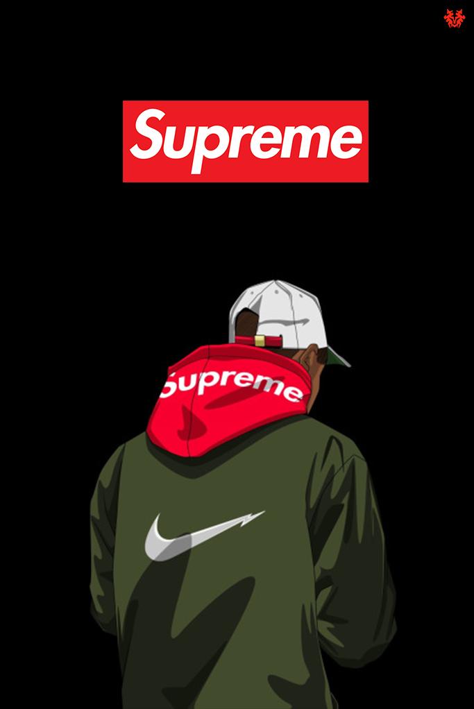 Swag Supreme Anime Boy - Moa Gambar