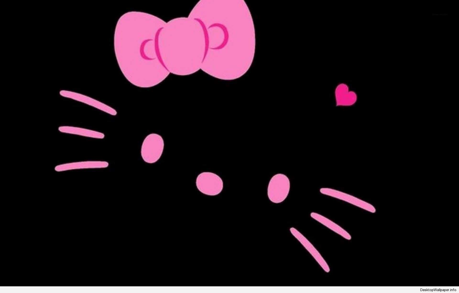 Black Hello Kitty Wallpapers   Top Black Hello Kitty 1920x1228