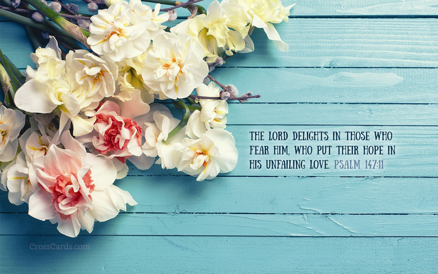 Psalm 14711 Wallpaper   Flowers Desktop Backgrounds 1440x900