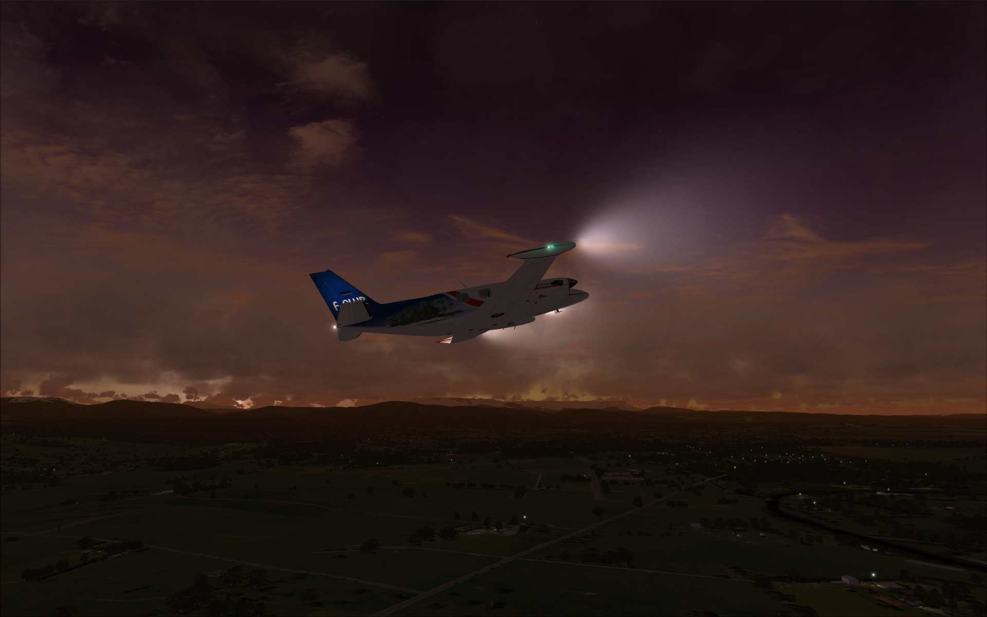 My wallpaper   FSX Screenshots   REX Support Forums 1920x1200