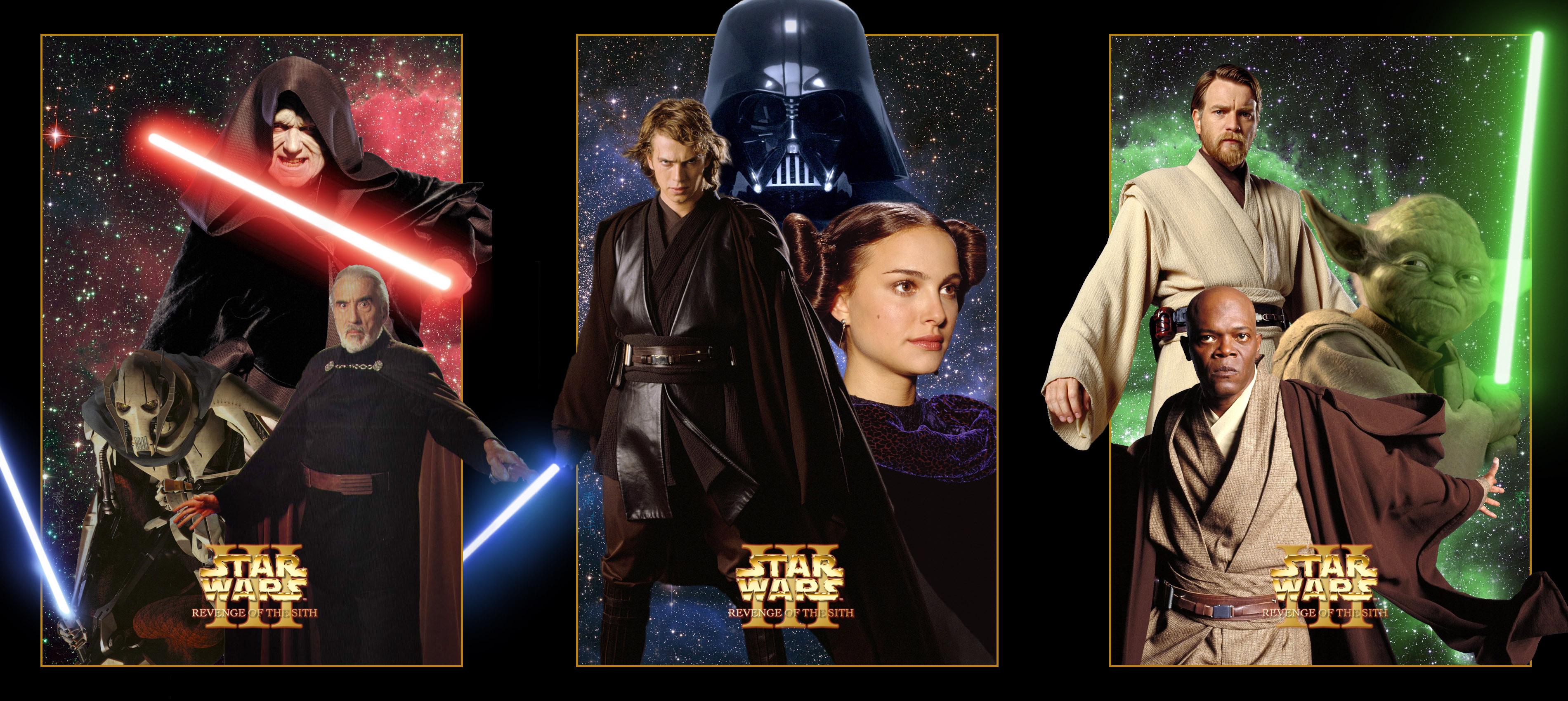 Download Anakin Skywalker Backgorund 3800x1700