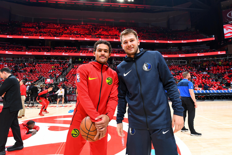 NBA Rumors Luka Doncic Trae Young Invited to 2020 NBA Three 3000x2000