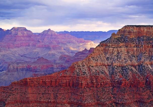 Grand Canyon View 608x425