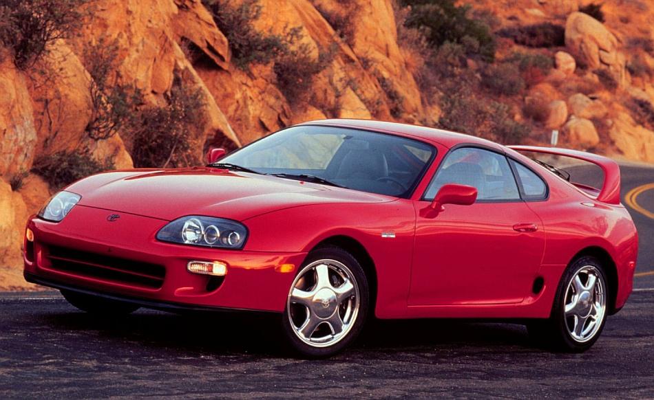 1995 Toyota Supra Front 3 4 Left   egmCarTech 950x582
