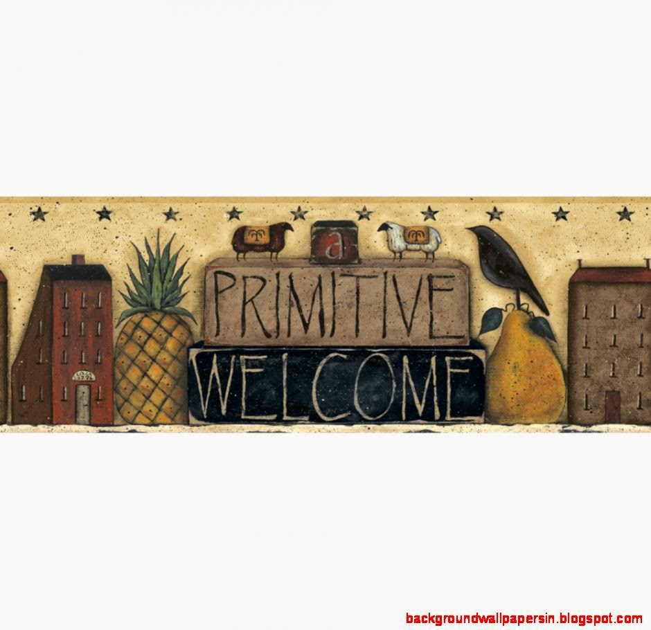 Primitive Country Wallpaper And Borders Background Wallpapers 940x910