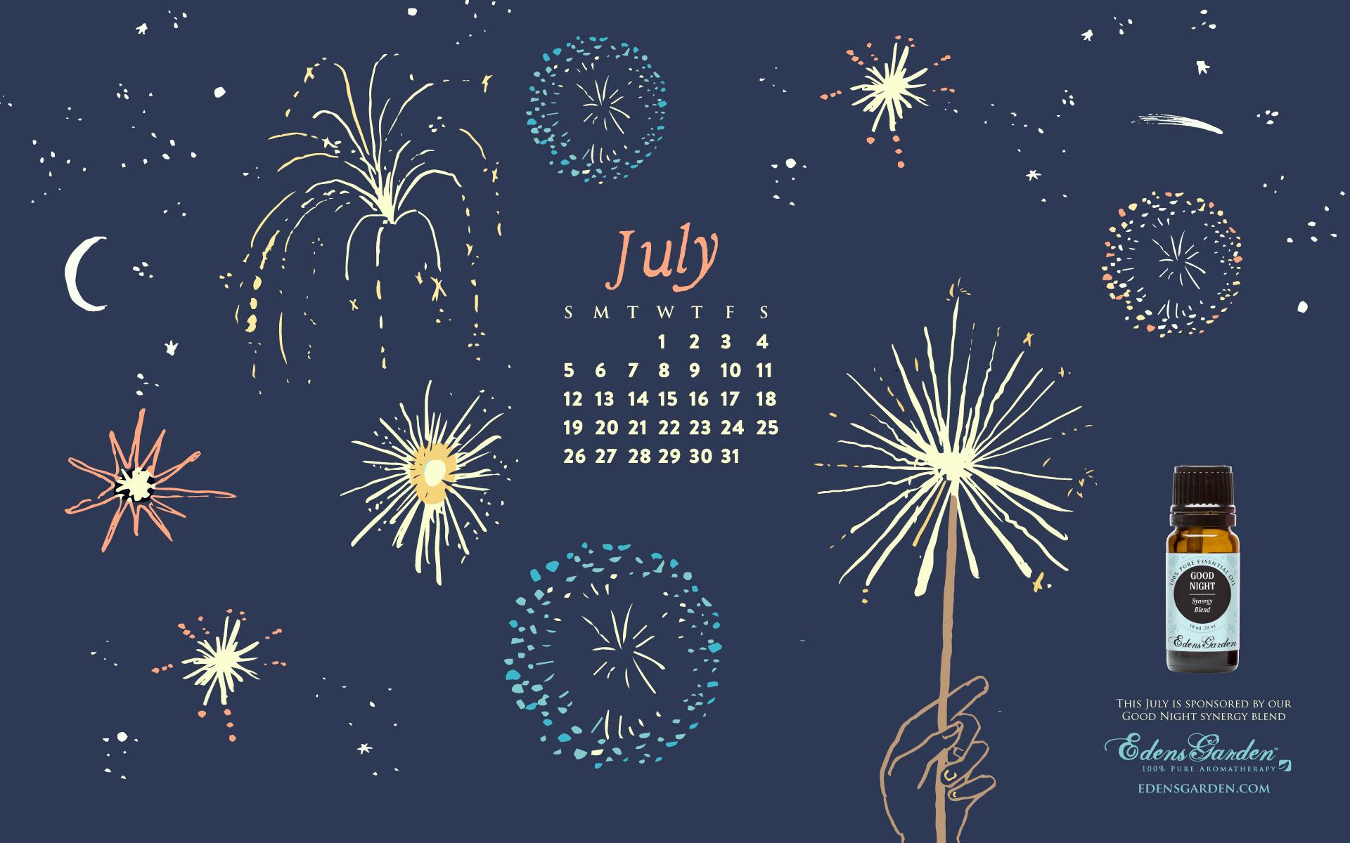 Calendar Wallpaper July 2015 : July calendar wallpaper wallpapersafari