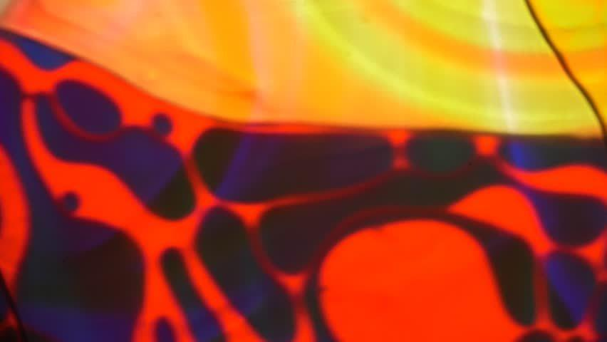 from Oil Wheel 1960s 4K hd Psychedelic Colorful Motion Backgrounds 852x480