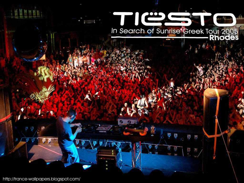 Fondo de Pantalla DJ tiesto wallpaper Fondo PC Wallpapers Gratis 1024x768