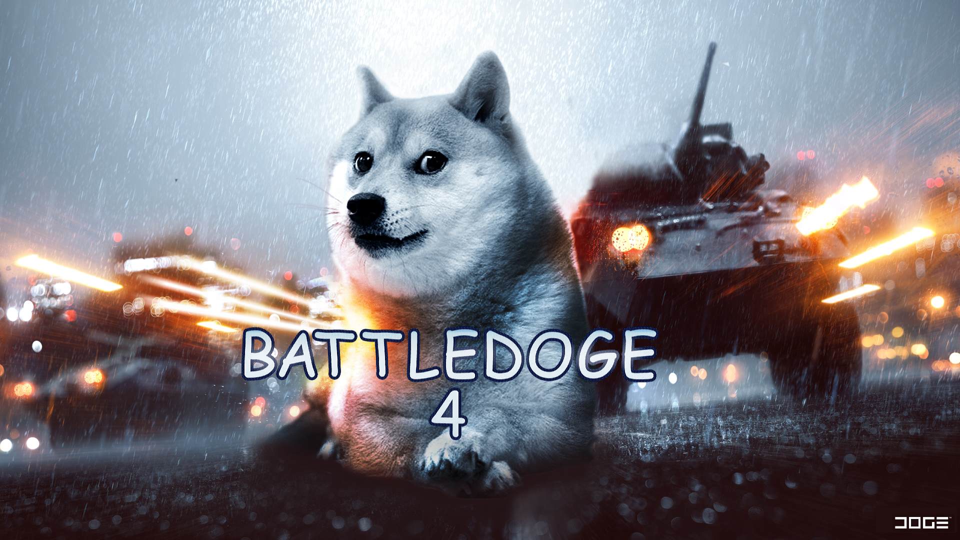 BATTLEDOGE 4 by DOGE Doge Know Your Meme 1920x1080