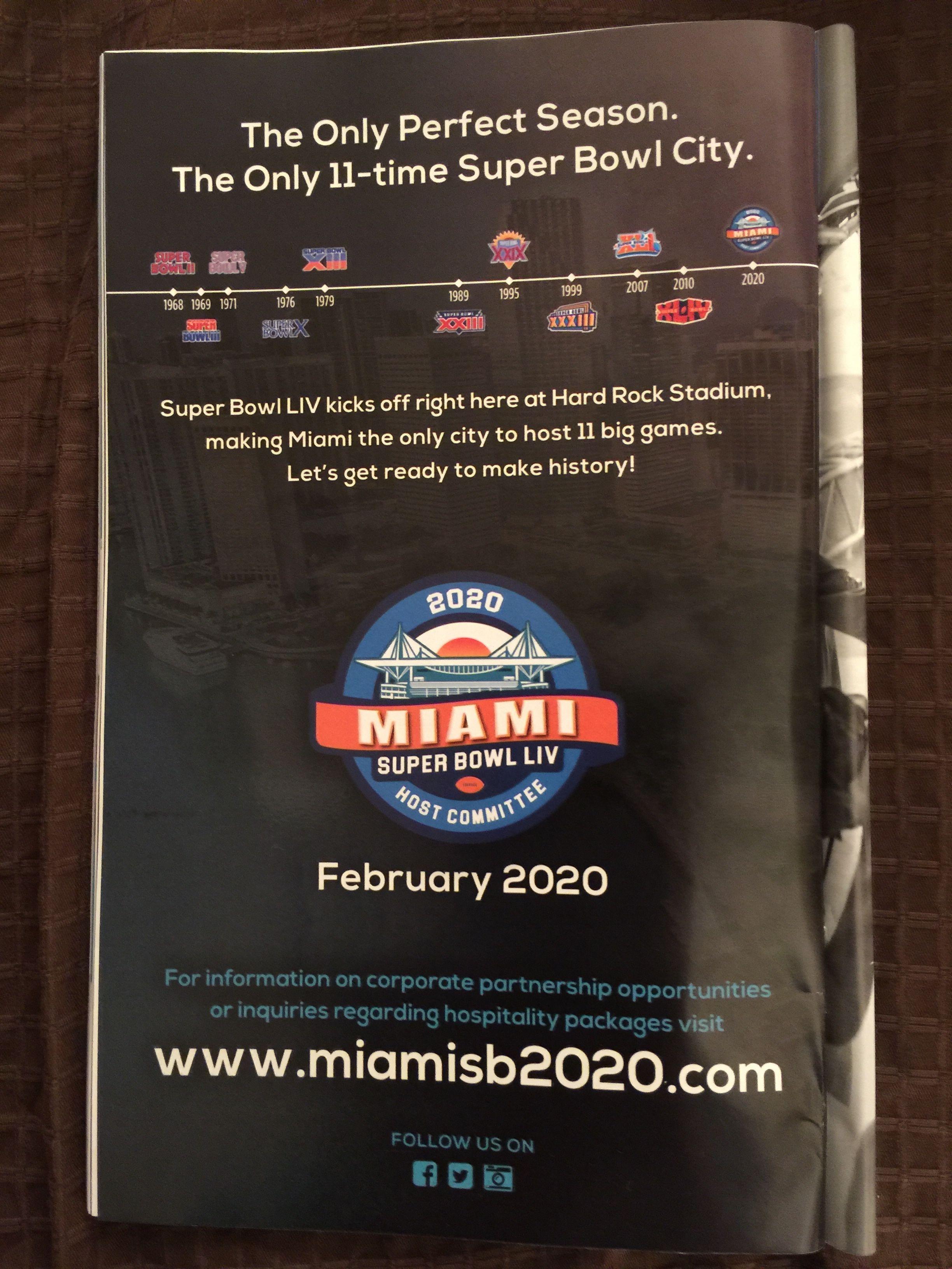 Super Bowl LIV Miami 2020 Super bowl Hard rock Big game 2448x3264