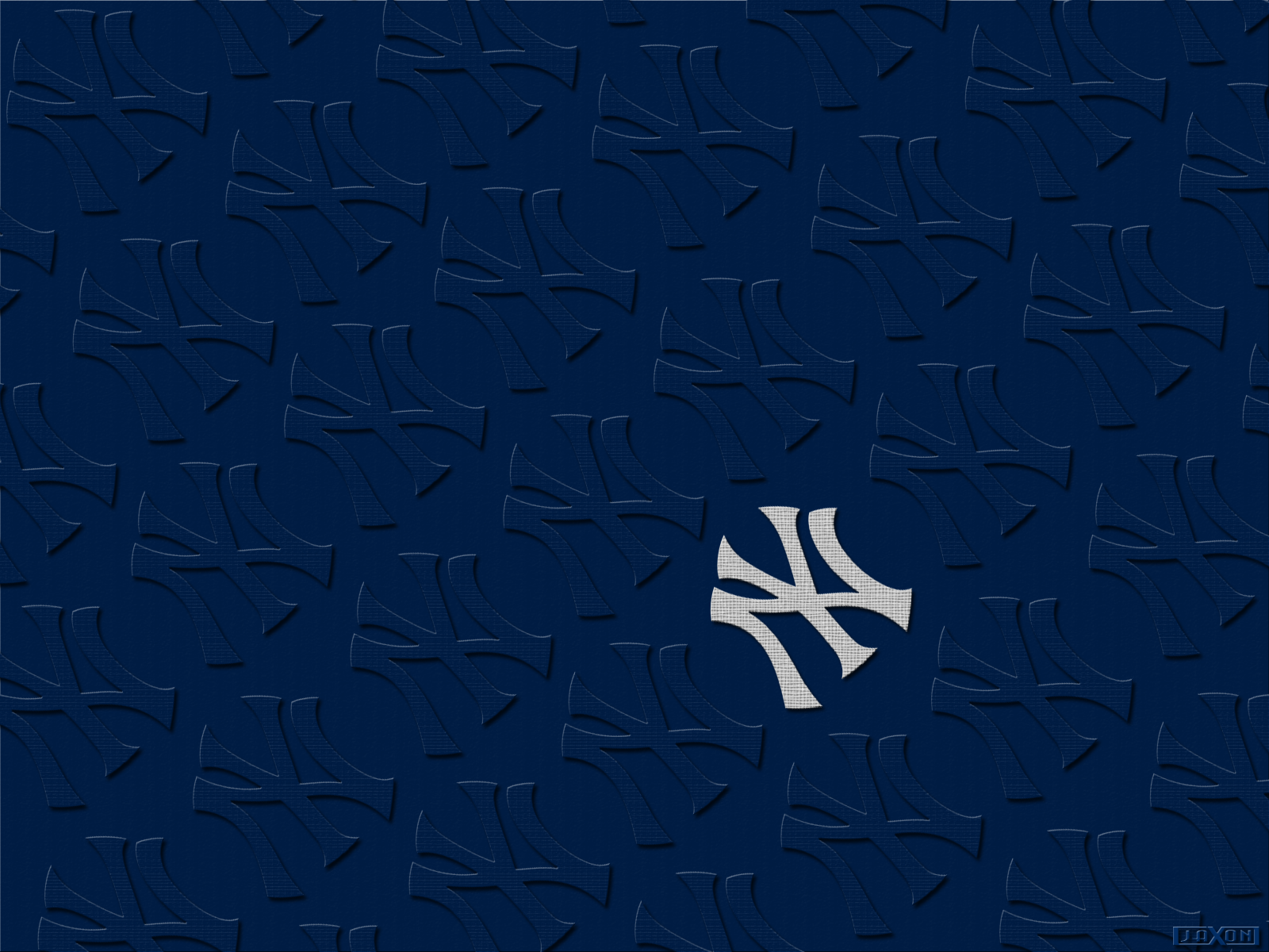 New York Yankees Logos by JayJaxon 1600 x 1200 1600x1200