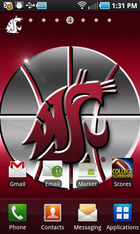 Washington State Revolving WP   Android Apps and Tests   AndroidPIT 480x800