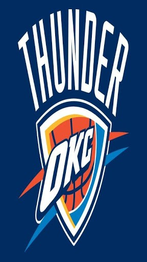Download OKC Thunder Wallpapers HD for Android   Appszoom 288x512