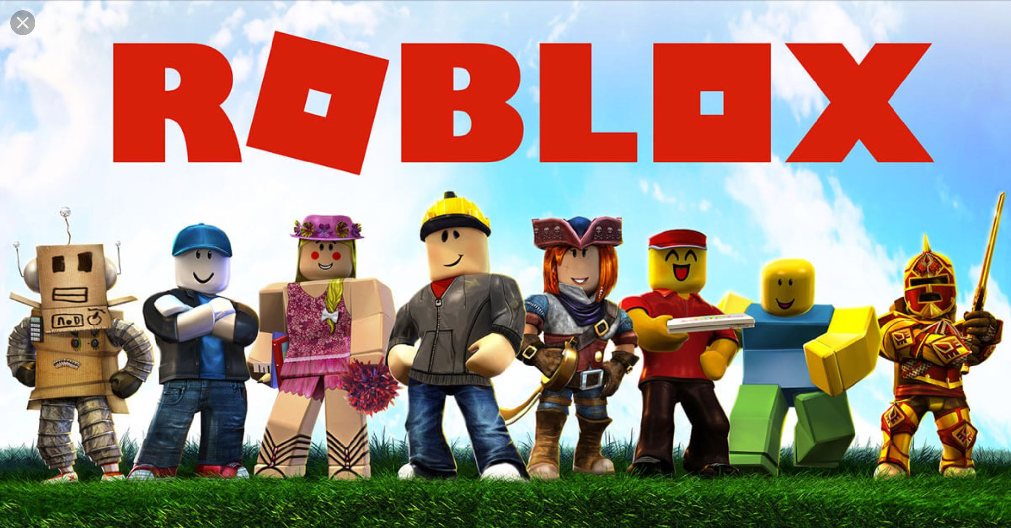 Roblox Characters Wallpapers   Top Roblox Characters 2048x1069