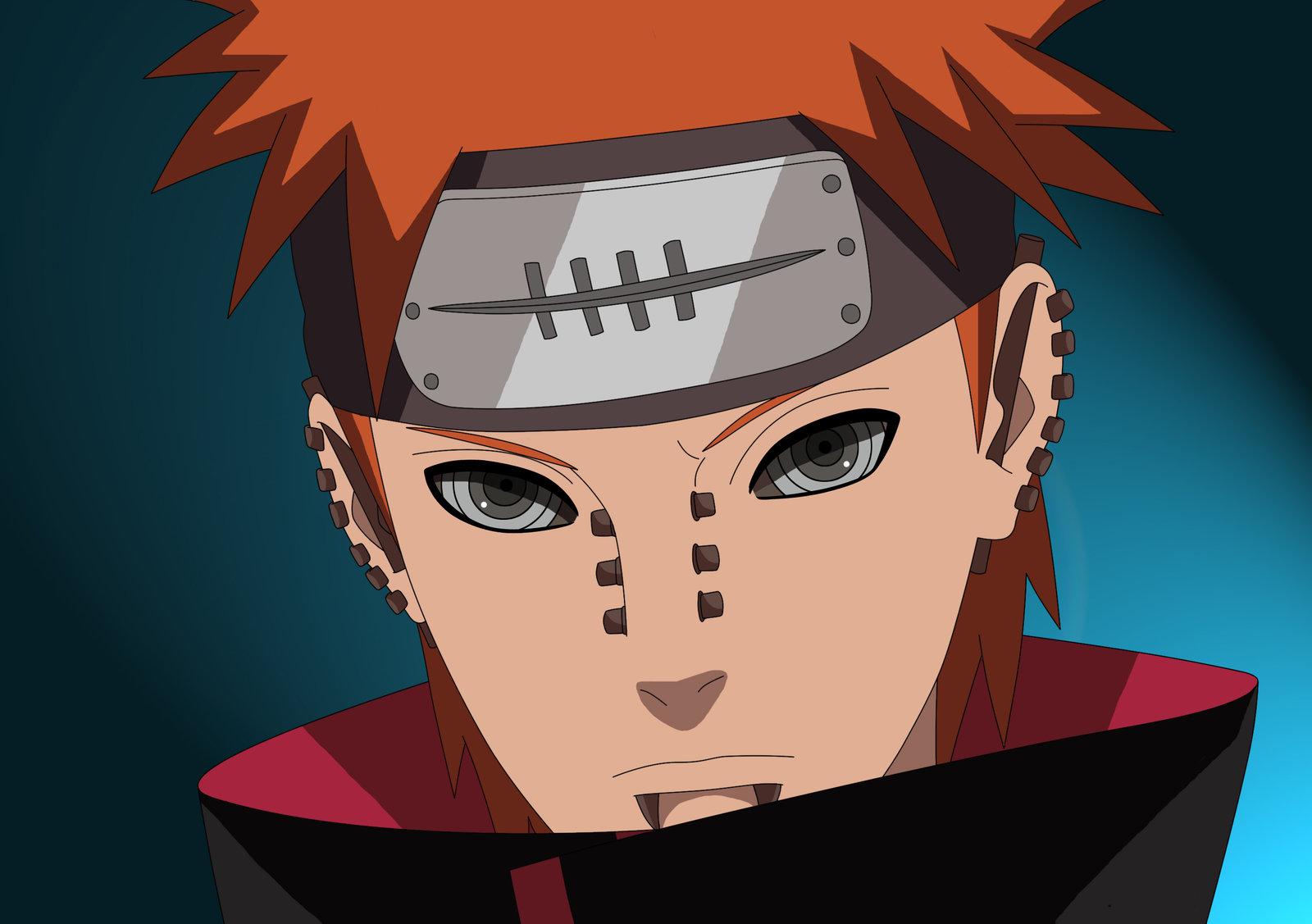 Pain Naruto Wallpaper Anime Cartoon Wallpaper 1600x1127