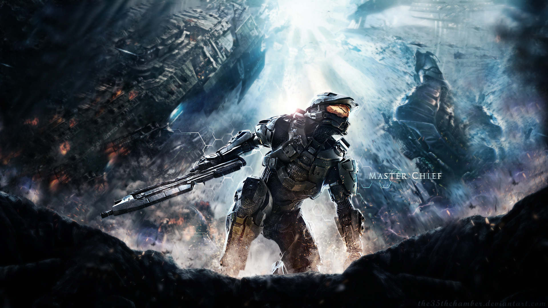 halo wallpapers 1080p