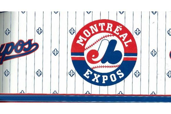 Home Montreal Expos Wallpaper Border 600x400