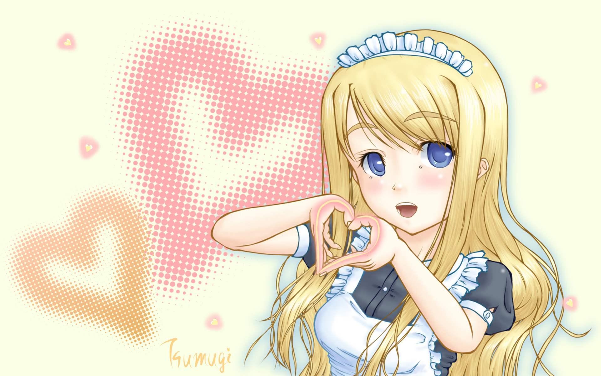76 Cute Anime Backgrounds On Wallpapersafari