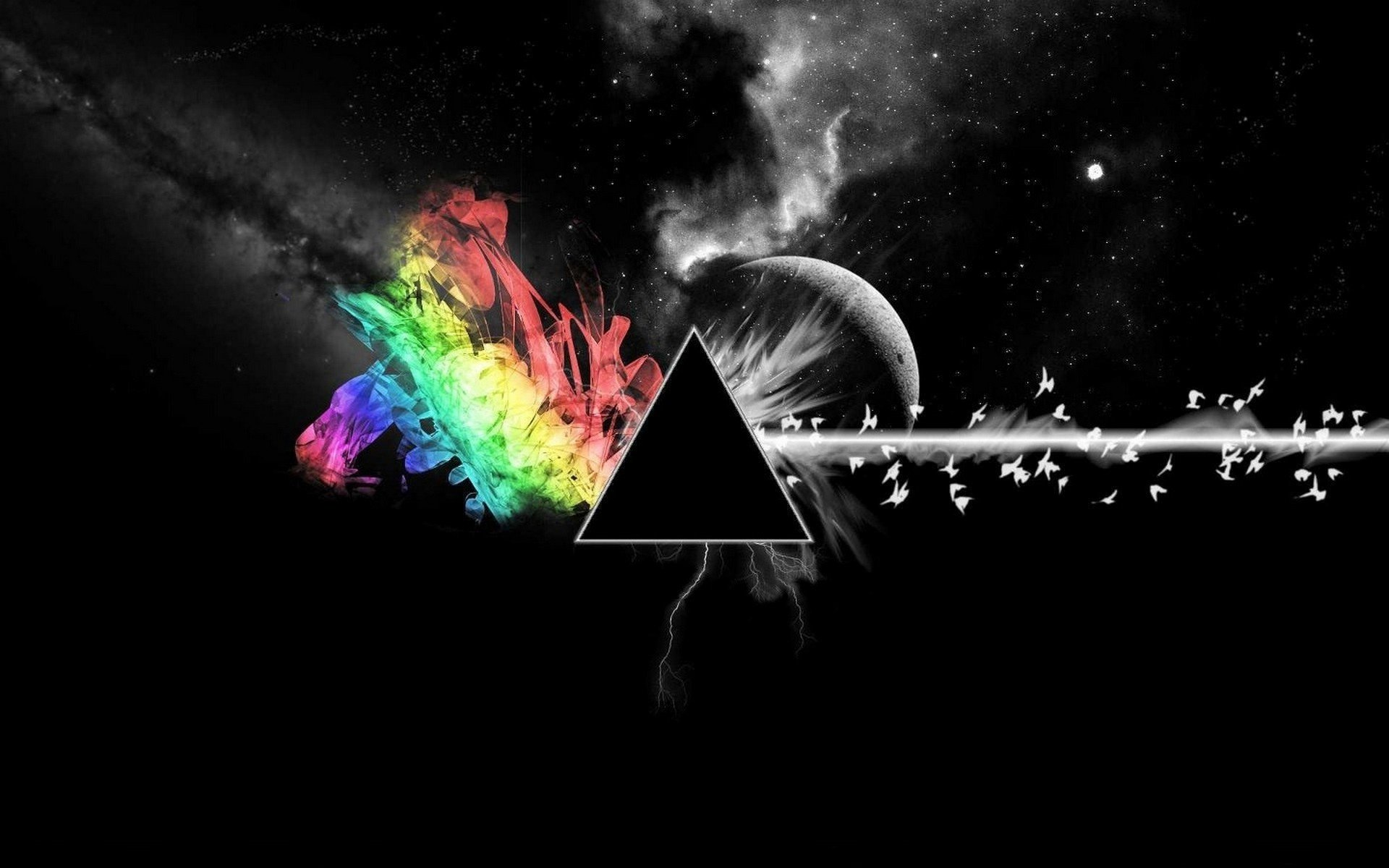 Free Download Desktop Wallpaper Dark Side Of The Moon H638197