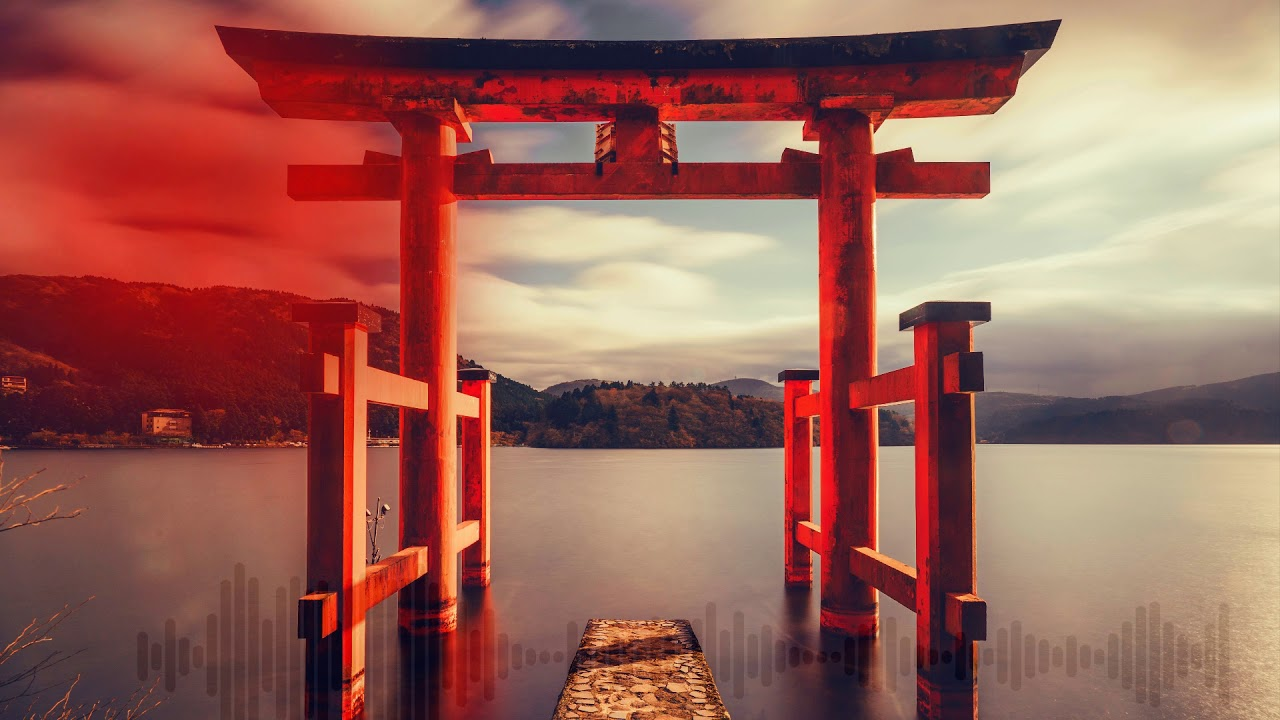 Japan   Traditional Japanese Drums Percussion Taiko Background 1280x720