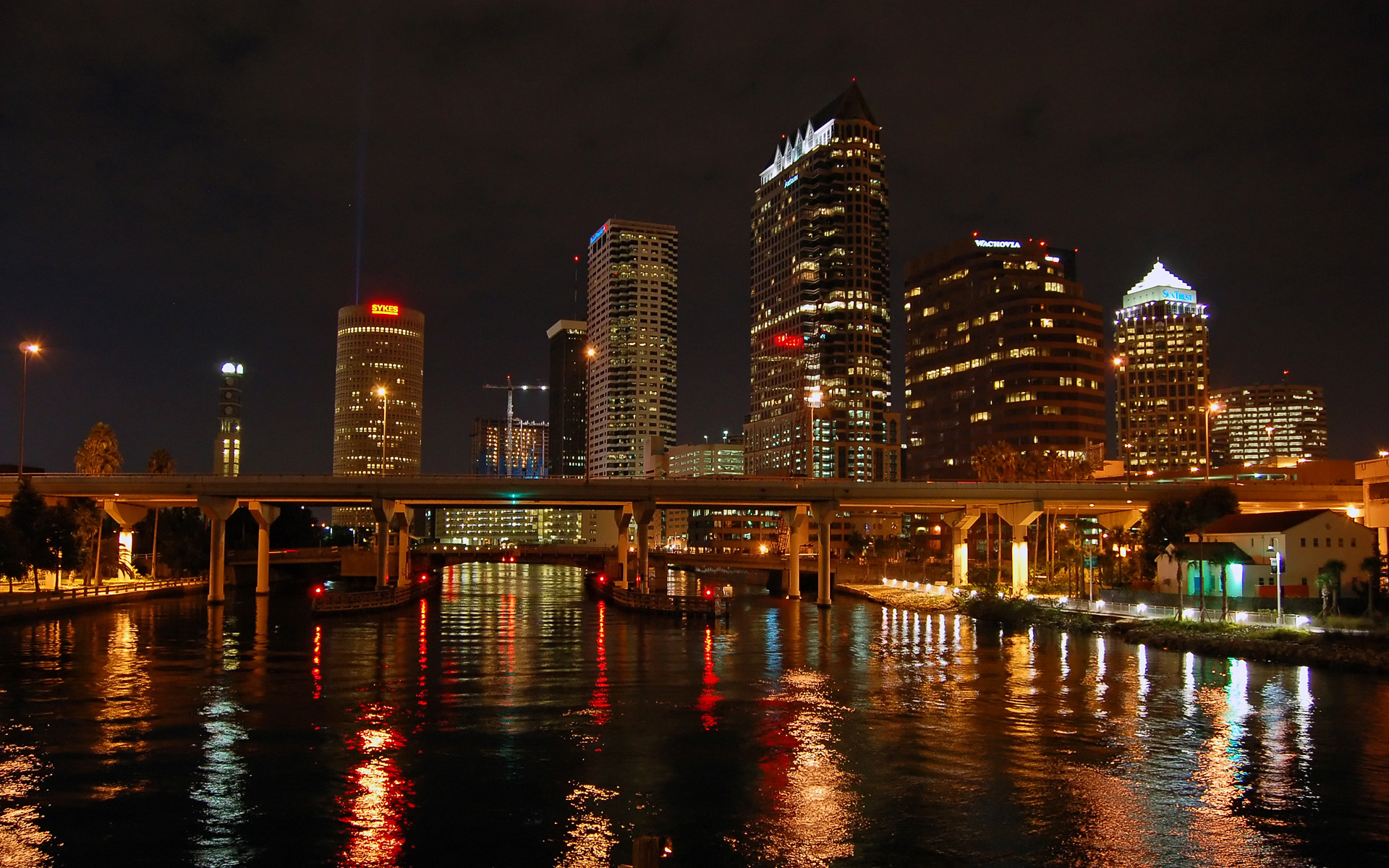 Full HD Wallpapers Night City Lights Wallpapers Pack 3 13 1920x1200